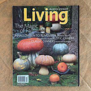 Living - Martha Stewart: The Magic of Fall